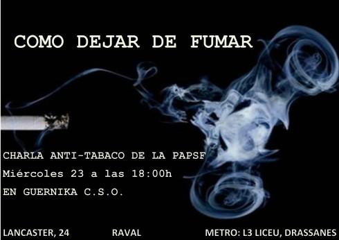 Taller tabaco