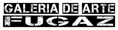 Logo galeria de arte fugaz